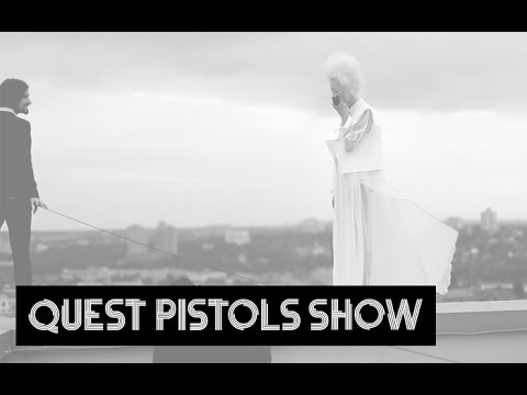 Quest Pistols Show - Babyboy (backstage) - YouTube