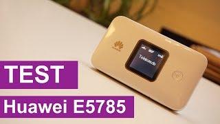 Test: Huawei E5785 LTE MiFi Hotspot (Deutsch)