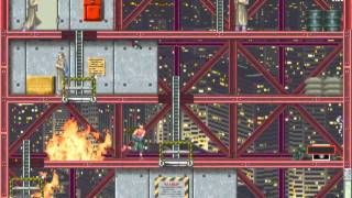 Elevator Action Returns MAME Arcade No Deaths