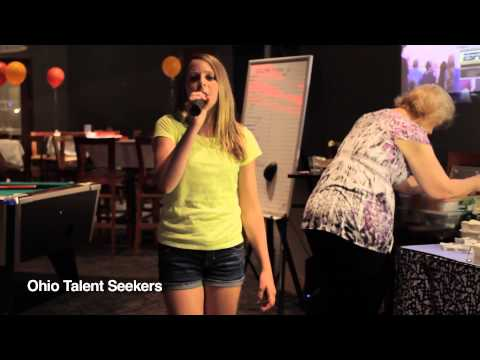 """Emma Valentine Singing Cover """"Better Dig Two"""" By The Band Perry"""