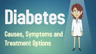 Diabetes - Causes, Symptoms and Treatment Options