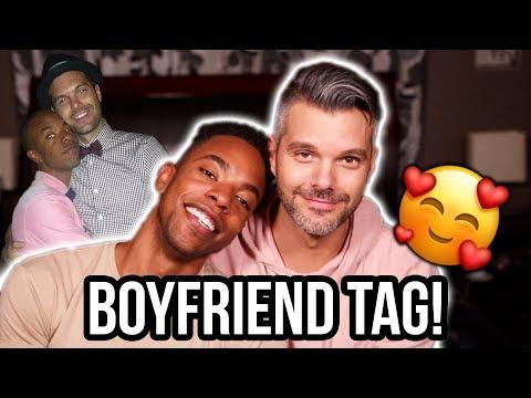 Boyfriend Q&A w/AJ Gibson! (how we met, why we broke up, are we getting married...boyfriend tag) thumbnail