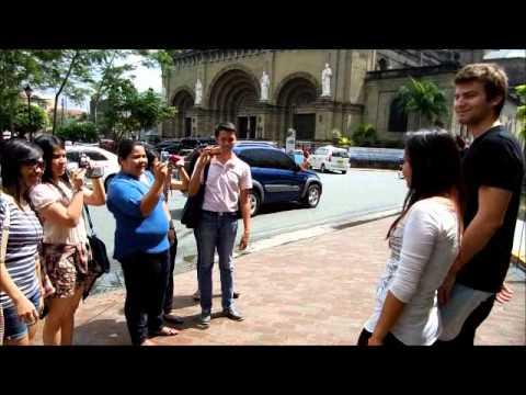Celebrity in Manila