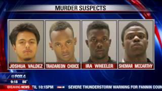 Stray bullet kills bystander in Dallas robbery