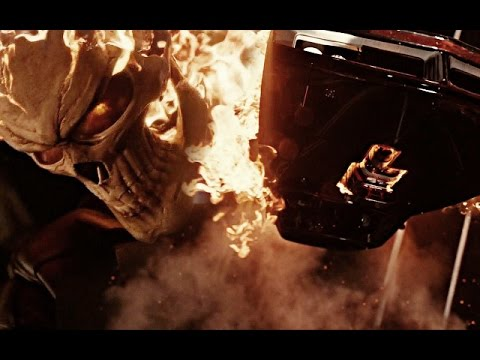 GHOST RIDER | Drive it like you stole it.