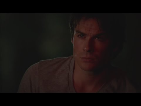 The Vampire Diaries: 7x04  Damon says goodbye to Elena and Jo comes back to life HD