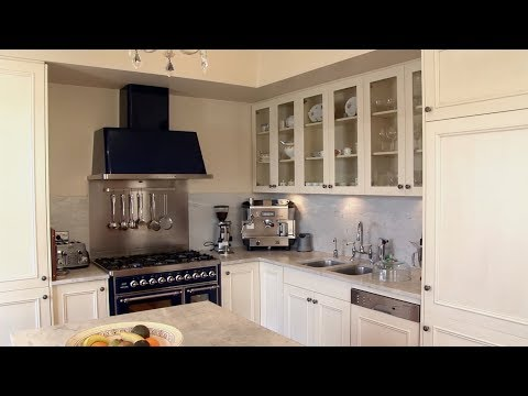 French Country Kitchen | A Touch of Versailles | French Interior Design