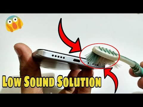 Low Sound Problem Solution #For Any Phone#🔥🔥 【SG】