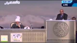 Wajid Shamsul Hasan about Islam Ahmadiyyat