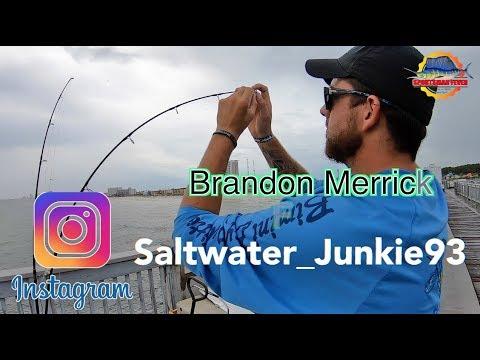 County Pier Fishing Panama City Beach Fl