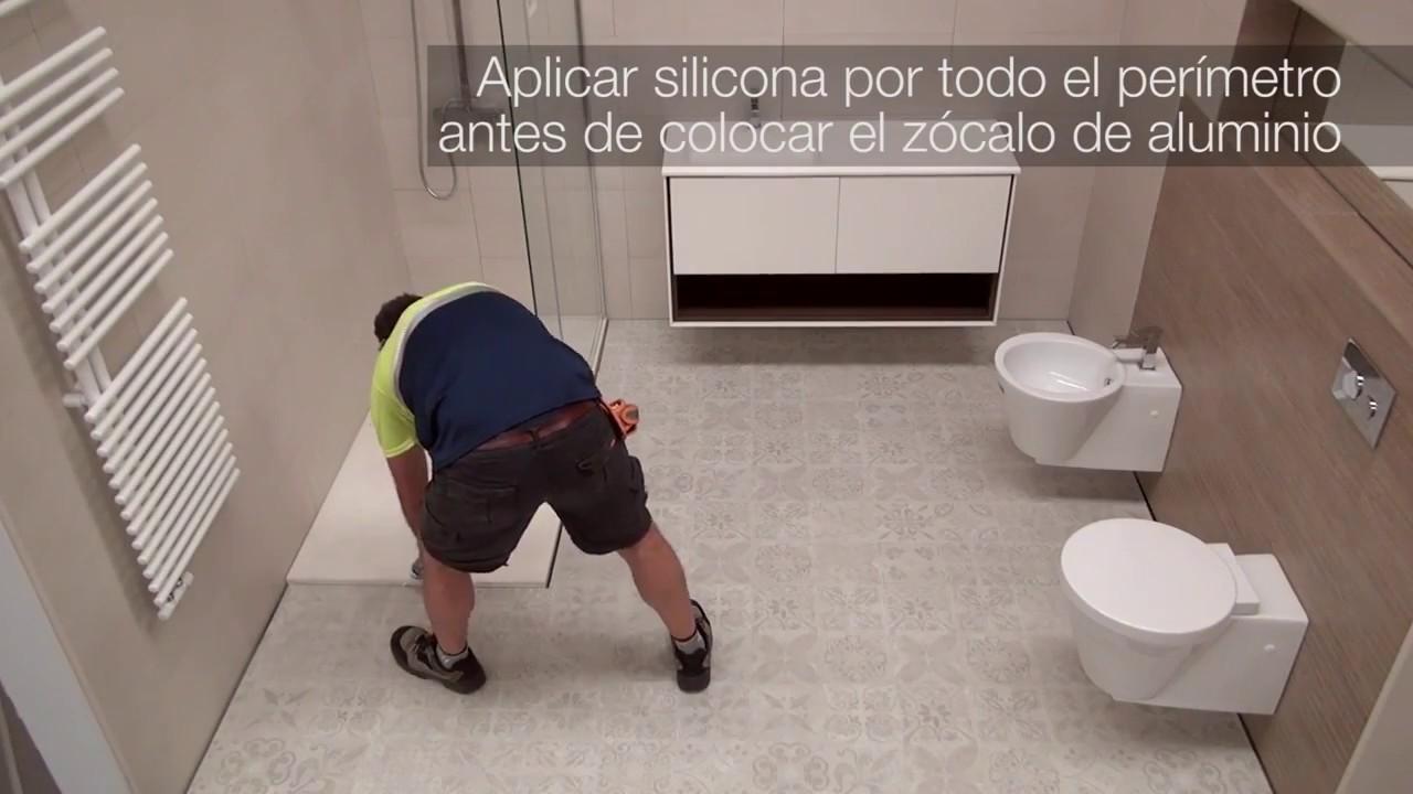 Montaż Paneli Faus W łazience