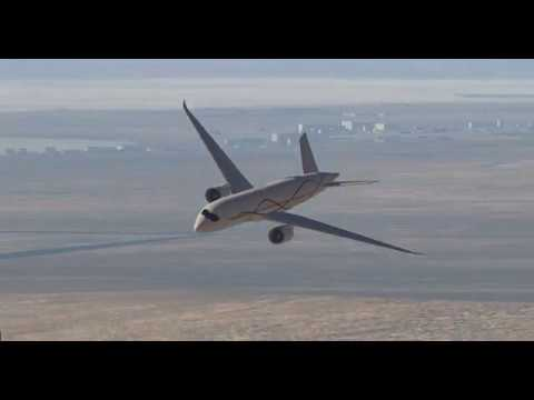 Next Gen Widebody Aircraft Promo - Phoenix N5X