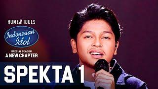 Download MARK - KENANGAN MANIS (Pamungkas) - SPEKTA SHOW TOP 14 - Indonesian Idol 2021