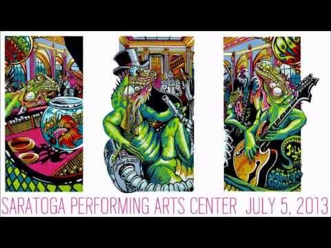2013.07.05 - Saratoga Performing Arts Center