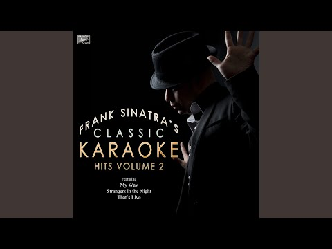 Moonlight in Vermont (In the Style of Frank Sinatra) (Karaoke Version)