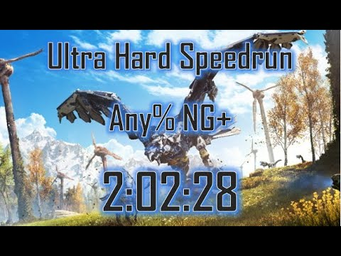 Horizon Zero Dawn Speedrun: Any% NG+ (Ultra Hard) in 2:02:28 [Former WR] thumbnail