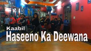 Haseeno Ka Deewana  Kaabil  Hrithik Roshan  Raftaar  Desire Dance & Fitness Academy
