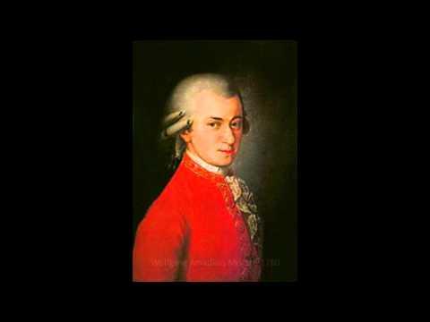 """Mozart-Lied """"Warnung"""" Waldhorn und Klavier"""