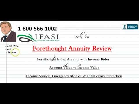 Forethought Annuity - Forethought Annuity Review