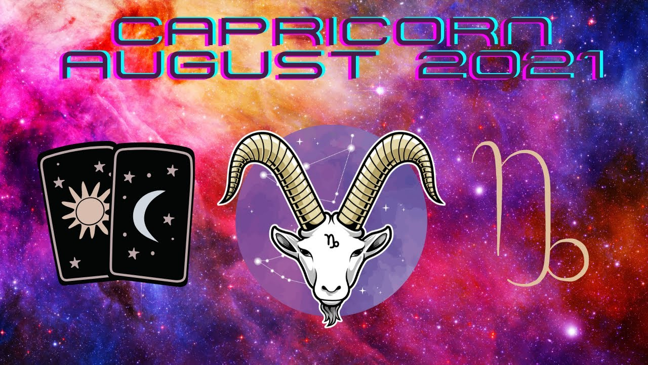 ♑️Capricorn, The ghoster has an explanation to make❤️August 2021