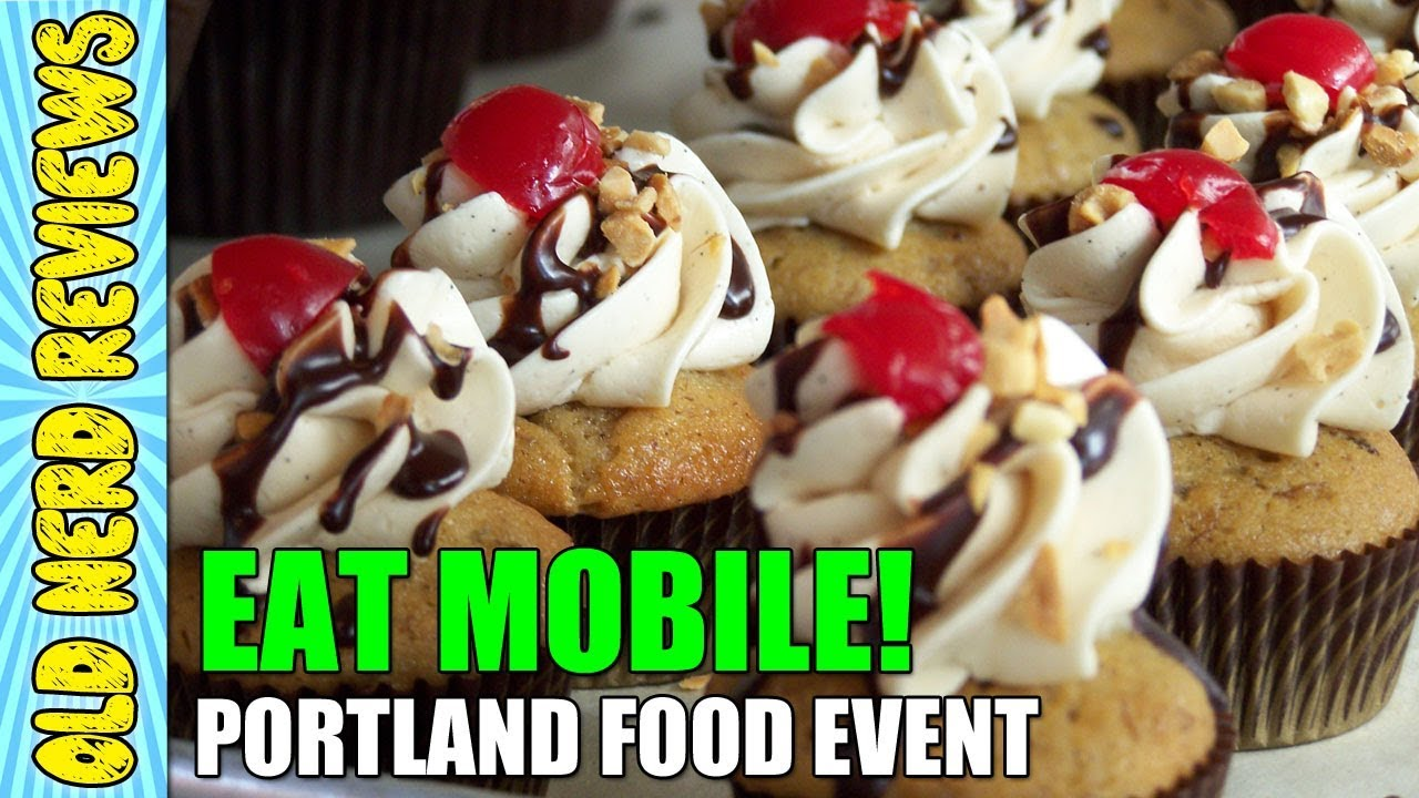 eating portland at the portland food cart event