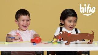Kids Play Doggy Doo | Kids Play | HiHo Kids