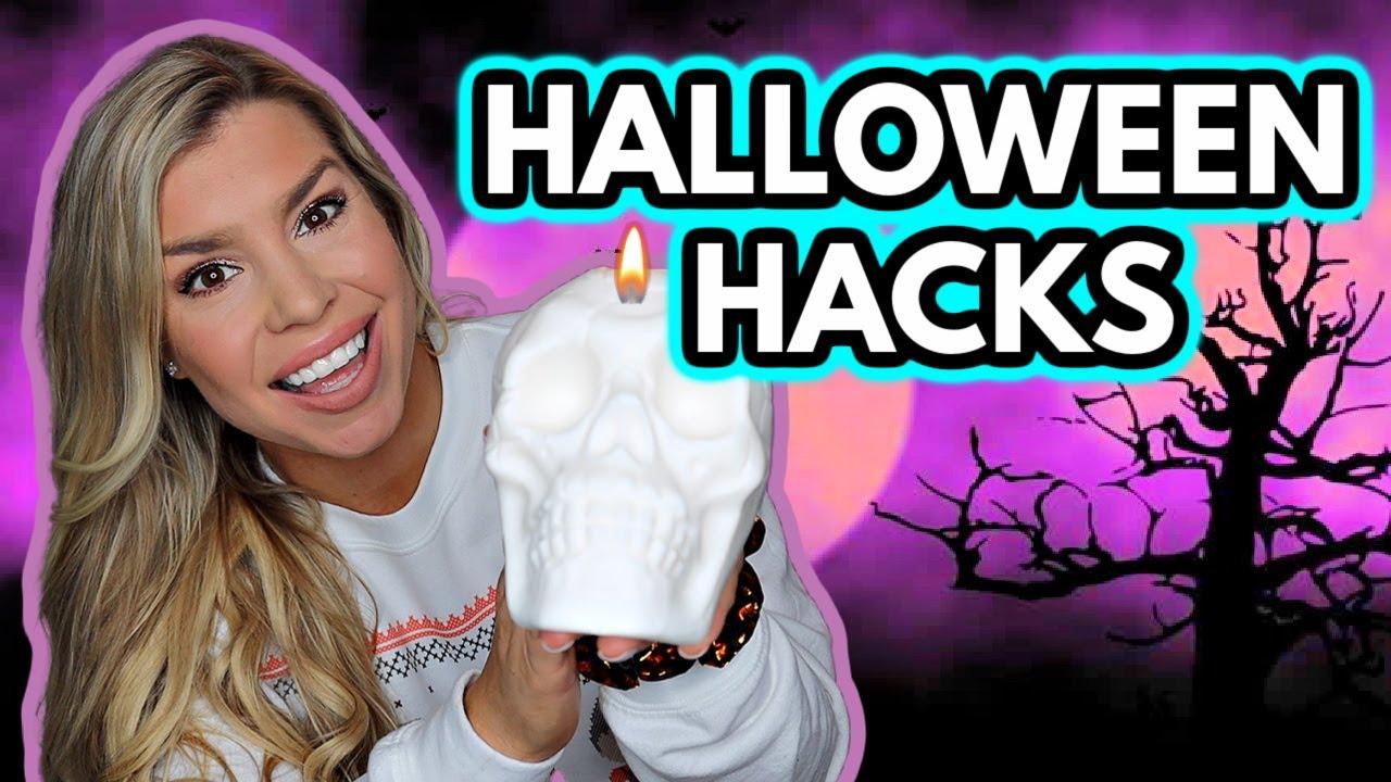 Dollar Tree Halloween Hacks!
