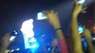 Enrique Iglesias Singing Hero Live for a Indian Girl Nakshita