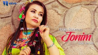 Hosila Rahimova - Jonim (audio 2018)