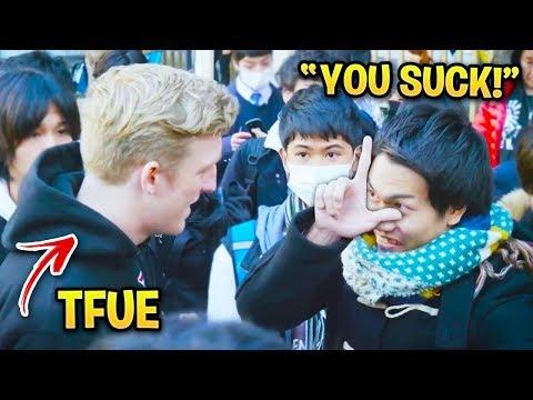 FANS Who Met Fortnite Streamers IN REAL LIFE! (Tfue, Ninja, Ali-A)