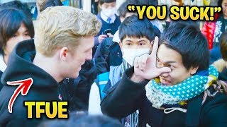 FANS Who Met Fortnite Streamers IN REAL LIFE! (Tfue, Ninja, Ali-A)