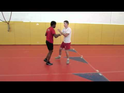 Chris Prickett Technique Session: Underhook - Footsweep Finish