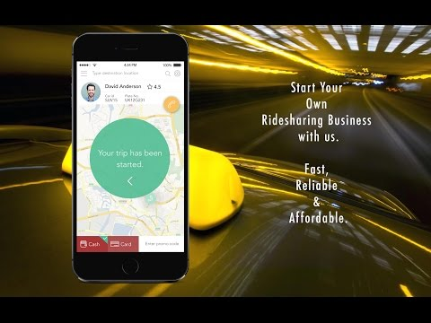 Taxi Booking System - SimDrive Uber clone
