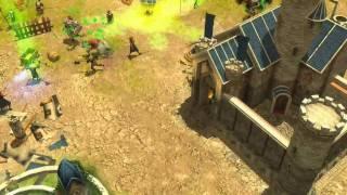 Majesty 2 - Kingmaker announcement trailer