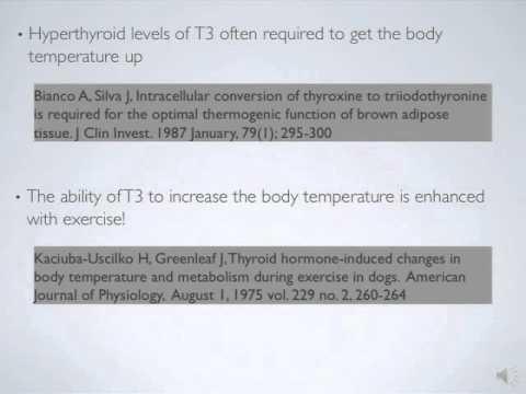 Denis Wilson - Low Body Temp and Metabolism - AARM