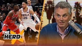 Colin Cowherd: 'The Process is Latin for tanking' | THE HERD