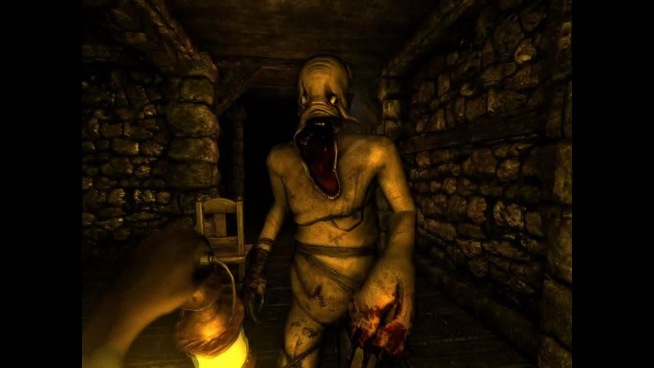 Review game pc Amnesia The Dark Descent