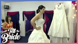 Don't Tell The Bride - Katie And Sam: Wedding Dress Disaster