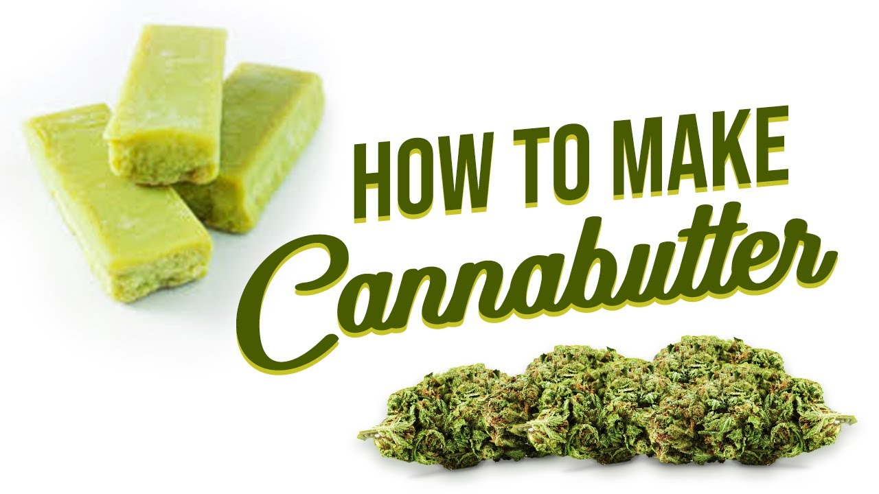 Cannabutter recipes || How To Make Cannabutter || Easy Cannabutter Recipe 2019