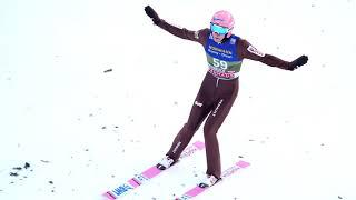 Dawid Kubacki po kwalifikacjach w Innsbrucku [03.01.2019]