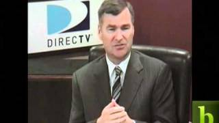 Undercover Boss Preview: Direct TV CEO Mike White sits down with Stanley Bing