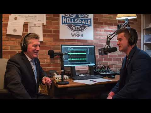 Hillsdale University Radio talks Convention of States with Sen. Jim DeMint