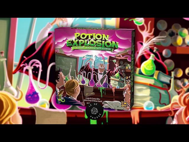 Le Dé Faussé - Potion Explosion - Émission 83