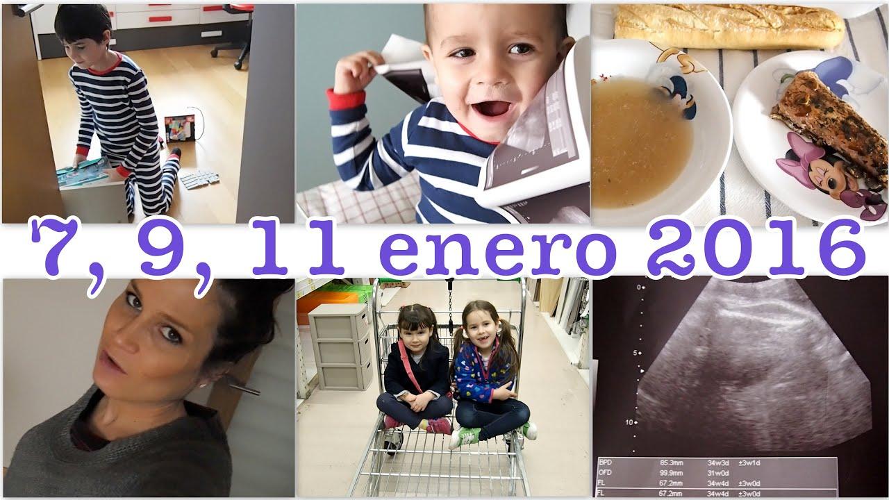 857a99b4a VLOG 33-34 semanas EMBARAZO GEMELAR   Ecografía y pruebas