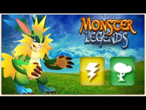 how to get rabidex in monster legends by breeding