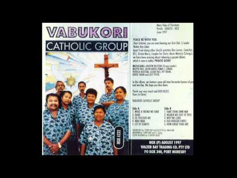 Vabukori Catholic Group Perform How Great Thou Art