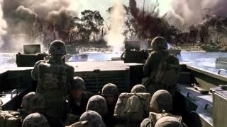 The pacific en anglais épisode 1 en HD sous-titré francais