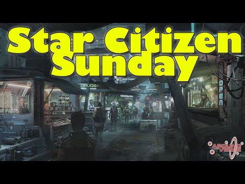 Star Citizen Sunday - Leaked Assets (NO SPOILERS), Reliant Q&A & Game VOIP + More