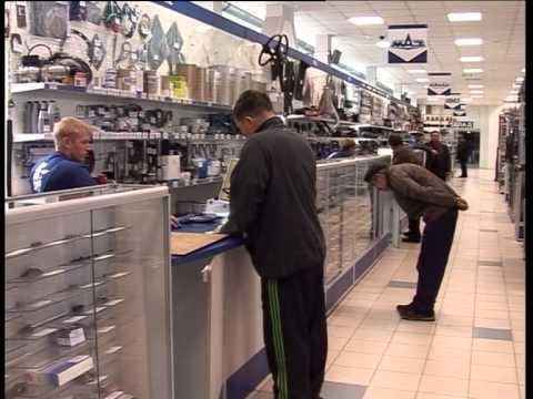 Омскдизель открытие первого в Омске магазина Оригинальные запчасти KAMAZ