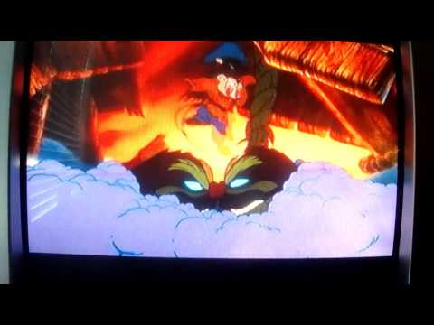 An American Tail 1986 Cossack Cats Attack.